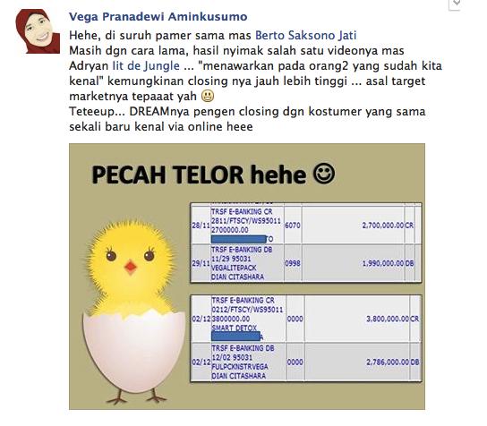 Tutorial Bisnis Online Net201 DI Bulak Whatapp 081212512488