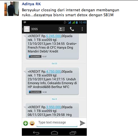 Tutorial Bisnis Online On Facebook DI Bukittinggi Whatapp 081212512488
