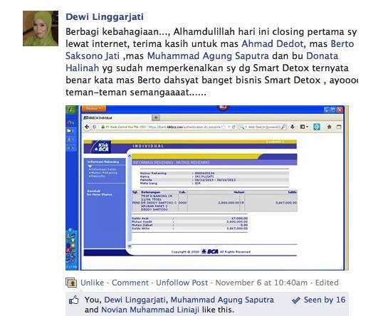 Tutorial Bisnis Online Rdi DI Bontang Whatapp 081212512488